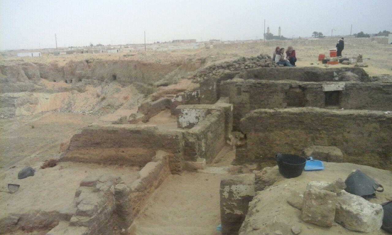 Egypt Monk Complex