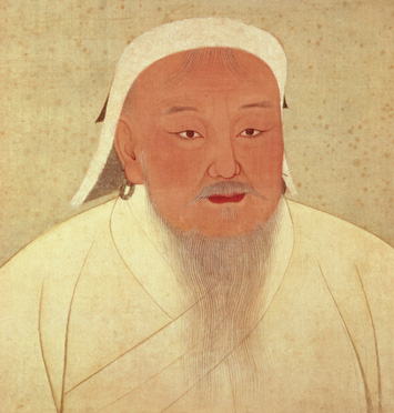 Genghis Khan, Founder of the Mongol Empire