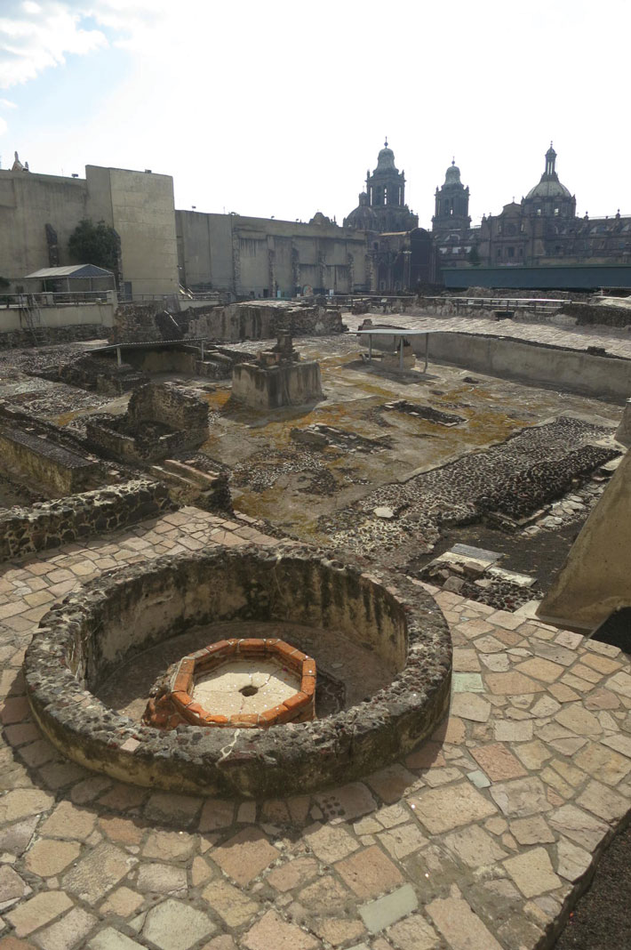 Mexico-City-Templo-Mayor-Today