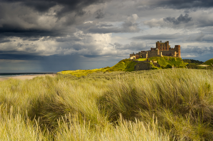 Letter From England Bamburgh Castle
