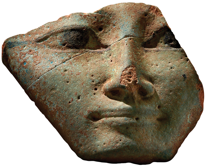 Jaffa Timna Hathor Mask