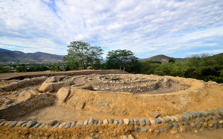 Spiral Temples Montegrande