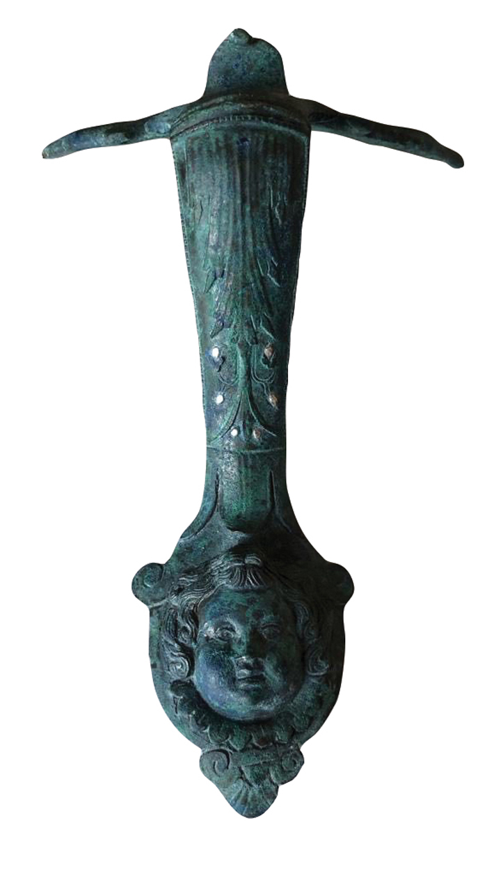 Pompeii Intro Bronze handle