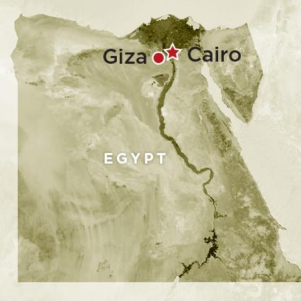 Artifact Mısır Haritası