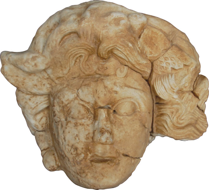 Artifact Medusa Head