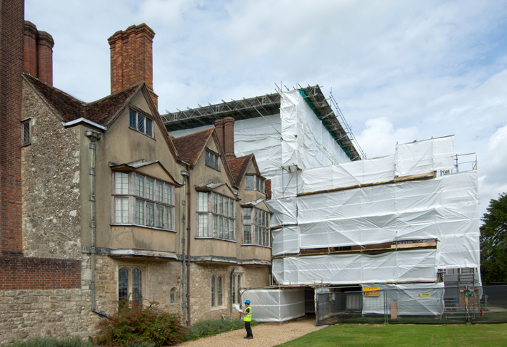Knole House Restoration