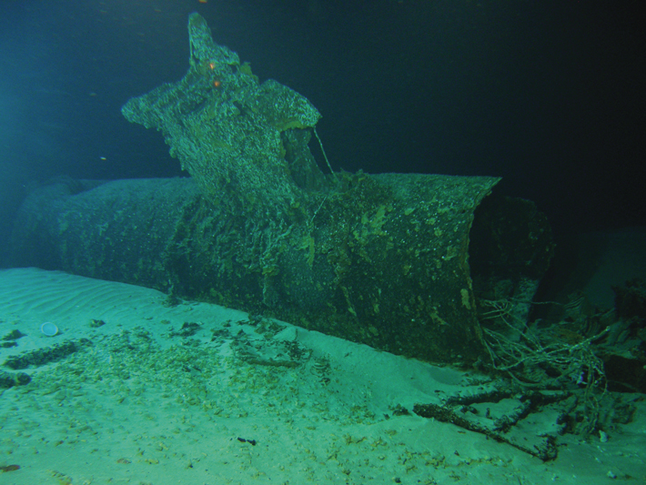 Pearl Harbor Submarine Wreck