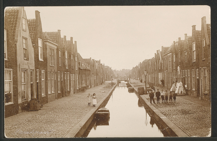 Leiden Sewers Canal