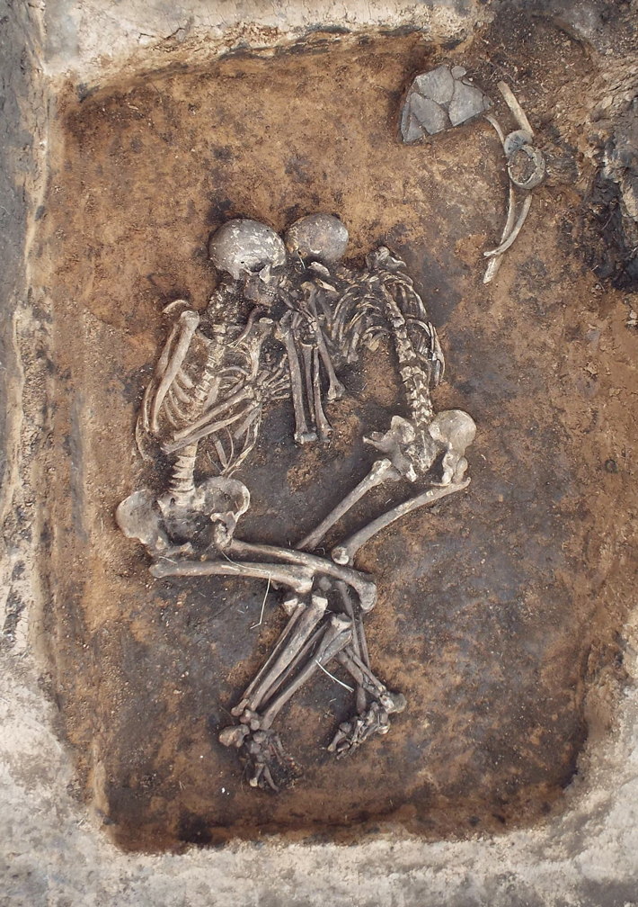 Top Ten Russia Bronze Age Skeletons
