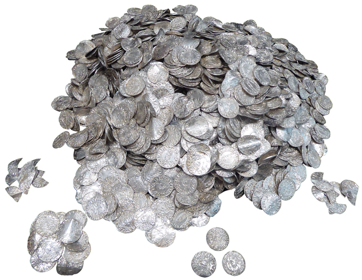 Top Ten England Chew Valley Silver Pennies