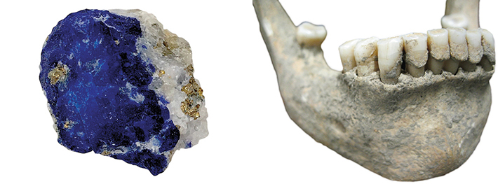 Top Ten Germany Lapis Teeth Silo Block
