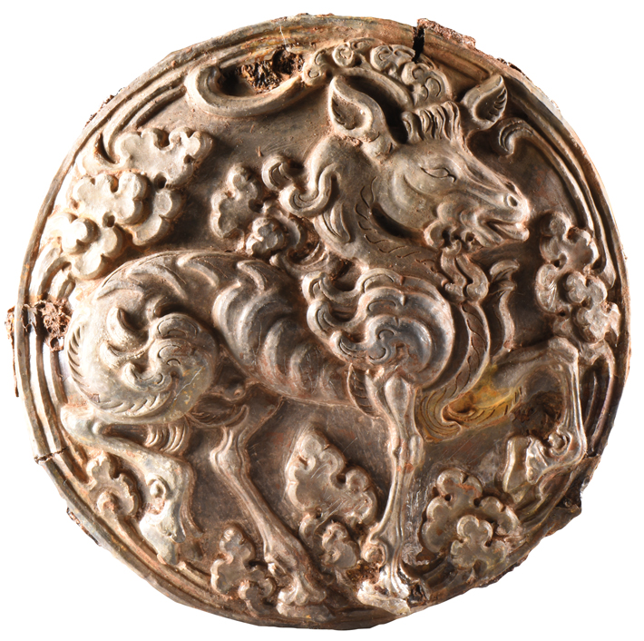 Top Ten Mongolia Equestrian Ornament