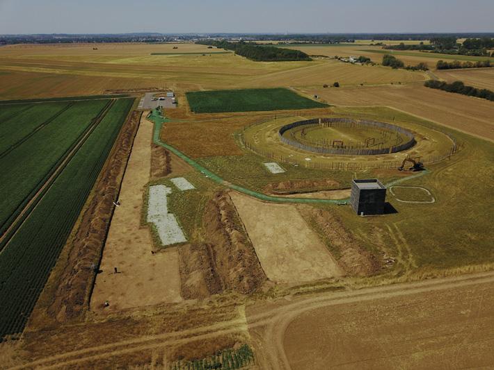 Stonehenge's Continental Cousin - Archaeology Magazine