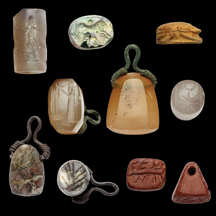 Turkish Sanctuary Amulets