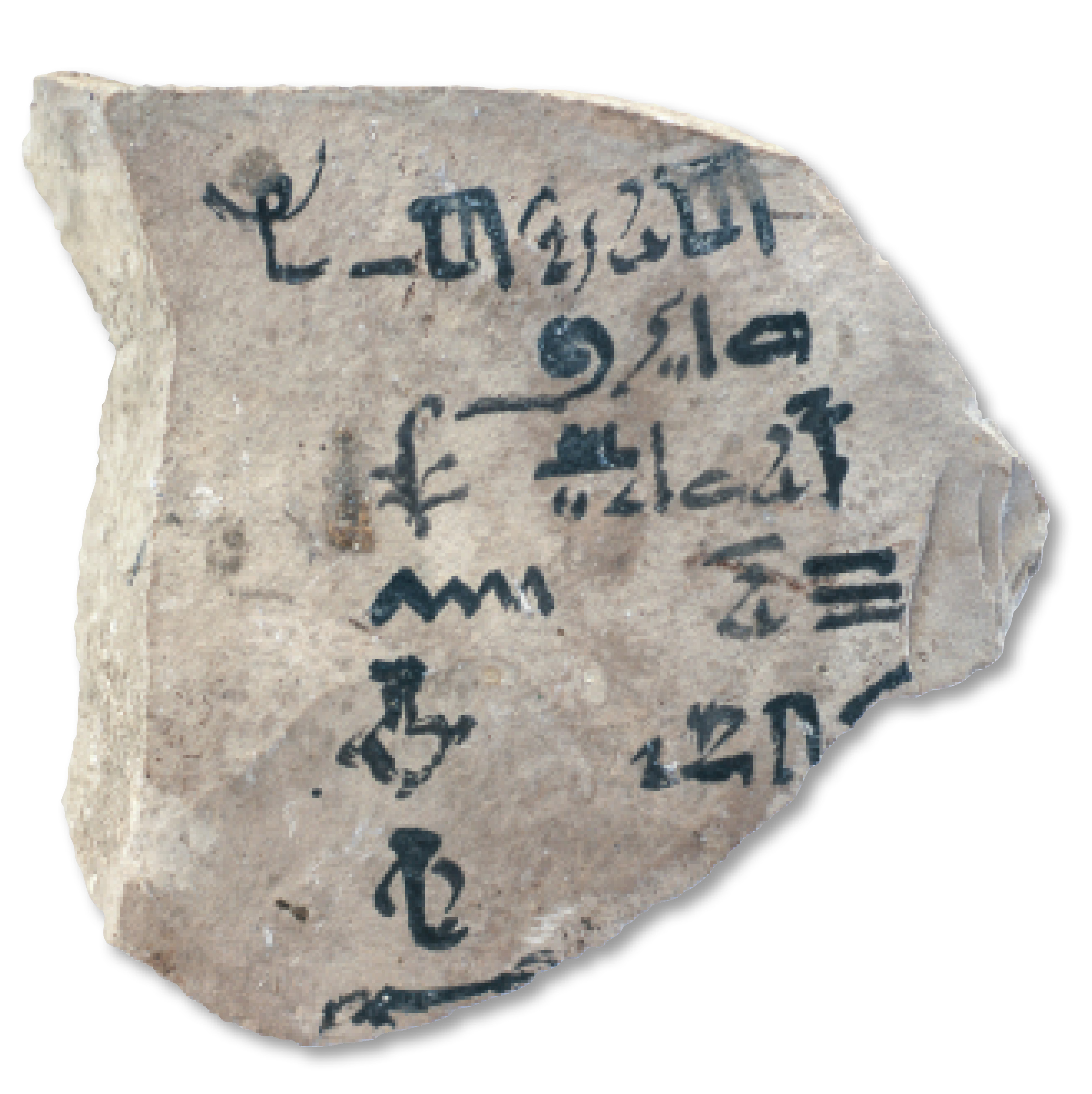 Artifact Egypt Ostracon