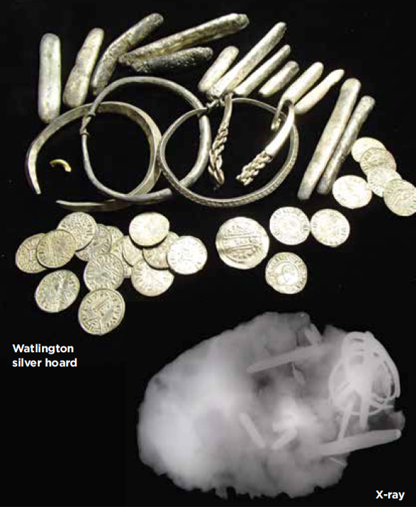 Trenches England Watlington Hoard