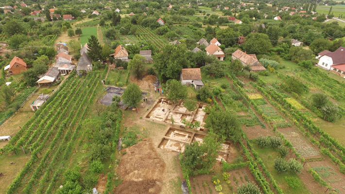Hungary Suleiman Excavation