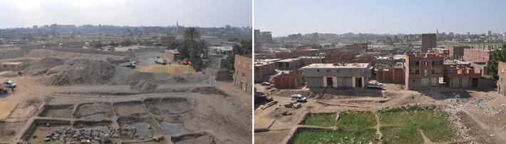 Egypt's Eternal City - Archaeology Magazine