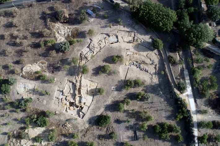 Agrigento Theater Excavation