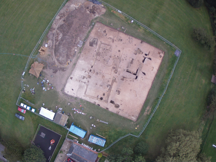 aerial-lyminge-excavation