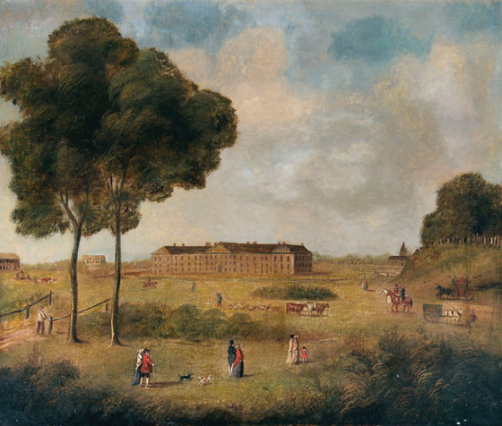 The-London-Hospital-1760-C-The-Royal-London-Hospital-Archives
