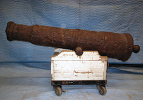 new-york-hms-hussar-cannon