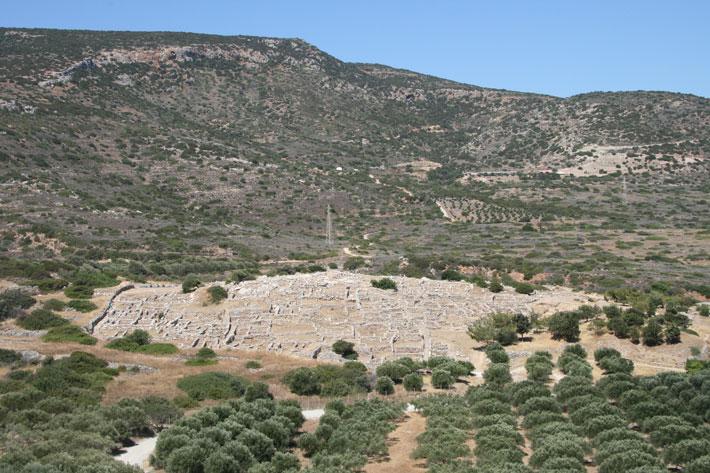 The Minoans of Crete