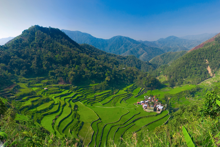Philippines Ifugao Rice Terraces