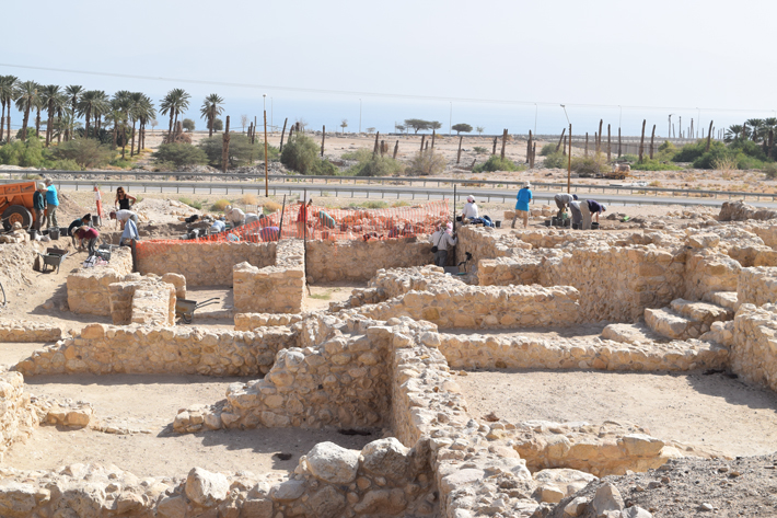 Life In A Busy Oasis Archaeology Magazine