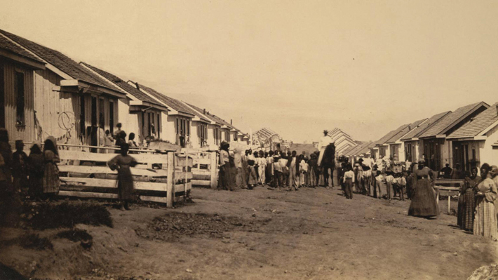 Camp Nelson Home for Colored Refugees