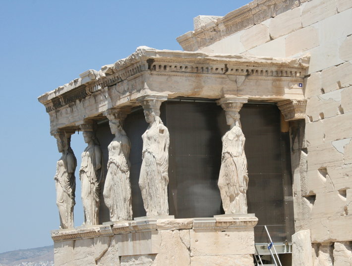 Digs Greece Erechtheion