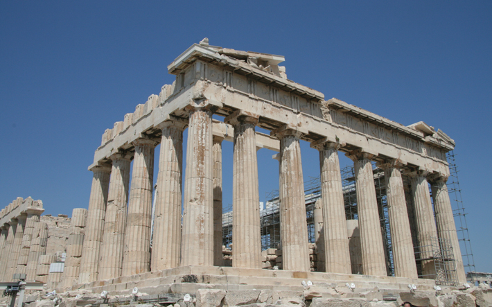 The Parthenon by Any Other Name? - Archaeology Magazine