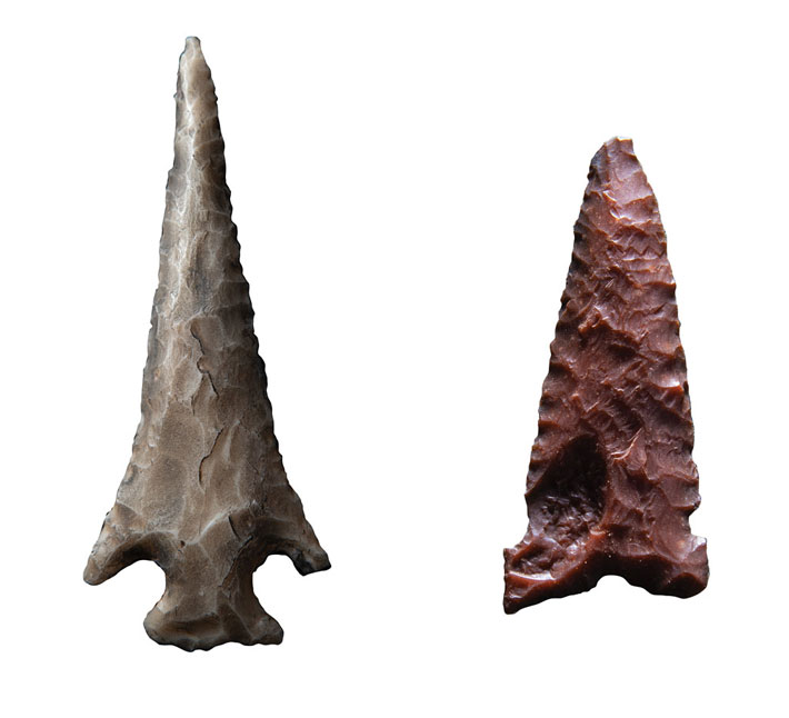 Wyoming Windriver Stone Arroweads