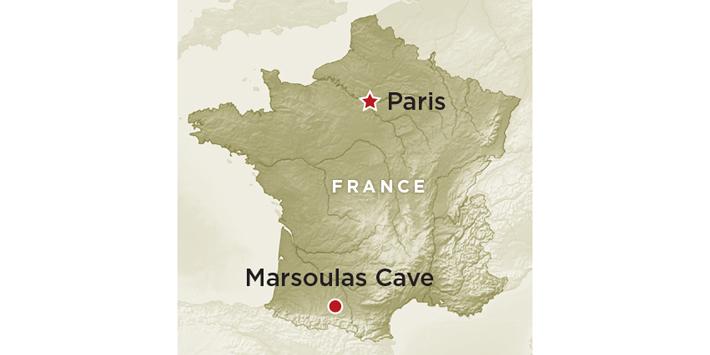 Artifact Fransa Haritası Küçük