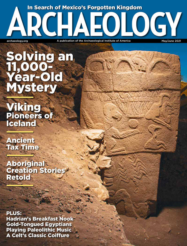 Subscribe to Archaeology