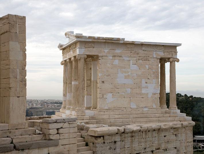 Temple within the Acropolis - Erechtheion