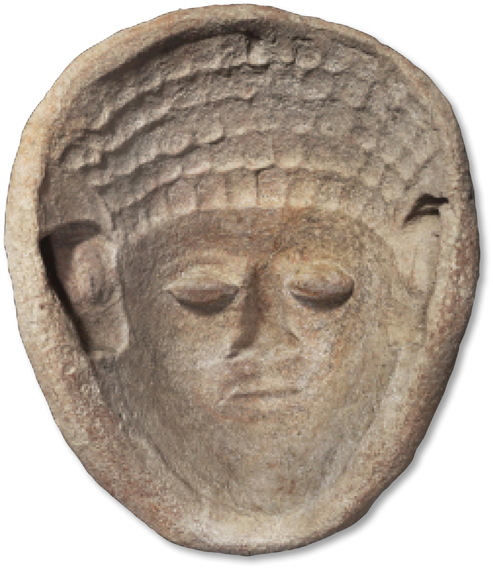 Artifact Phoenician Mask