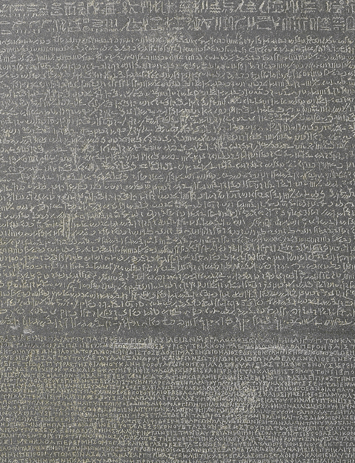 In the Time of the Rosetta Stone - Archaeology Magazine