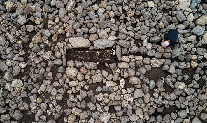 Megalithic Mystery  - Archaeology Magazine