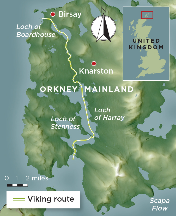 Digs Scotland Map OrkneyFINAL