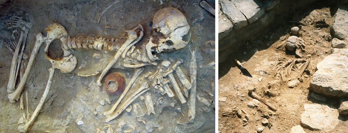 A Place of Their Own - Archaeology Magazine