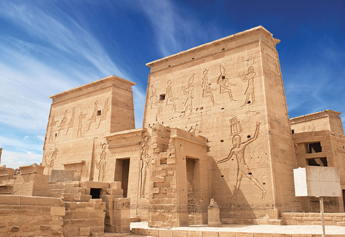 When Isis Was Queen - Archaeology Magazine