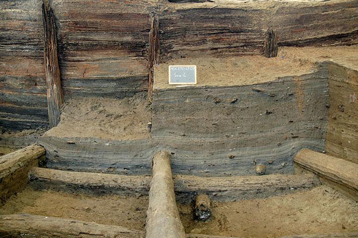 Noceto havuzundaki kazılan tortu katmanları, kül ve odun kömürü gibi evsel faaliyet göstergelerini içermiyor, bunun yerine bir gölde bulunabilecek türden tortular içeriyordu.  Bu, arkeologların yapay bir havuz ortaya çıkardıkları sonucuna varmalarına neden oldu.