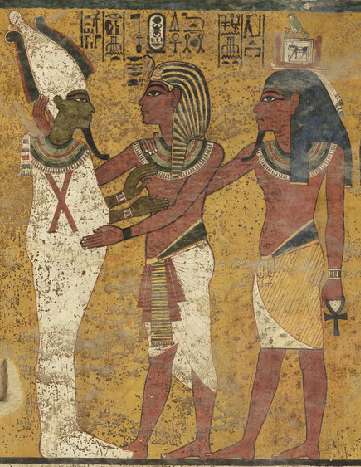 New HD Scans of Tut's Tomb - Archaeology Magazine