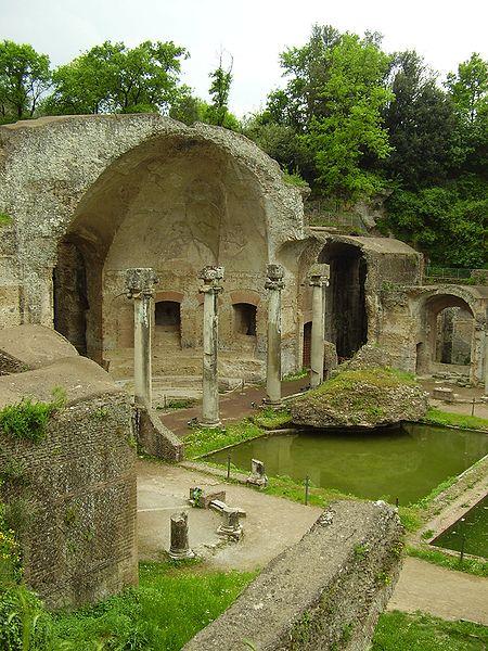 New Tunnel Discovered Under Hadrian's Villa