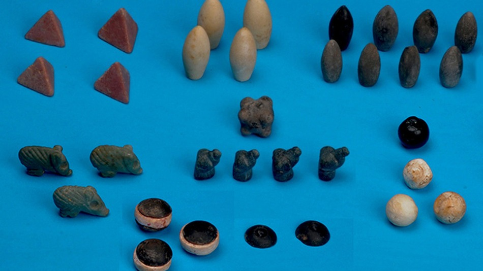 Early Gaming Tokens Discovered in Turkey Gaming-tokens-stones