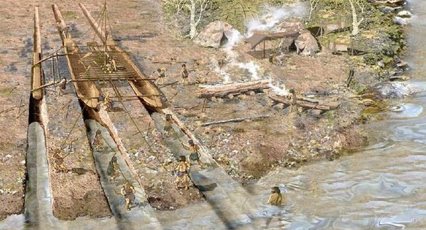 Bronze Age Boatbuilding