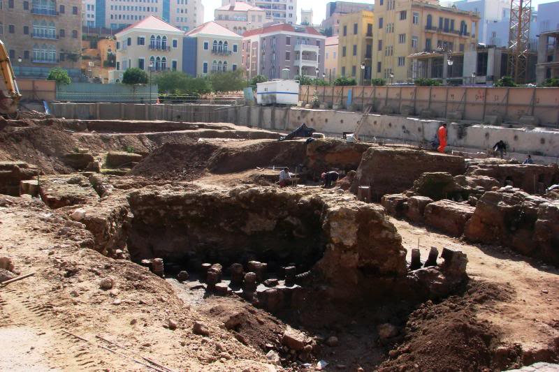 Group Fights to Preserve Beirut's Roman Heritage