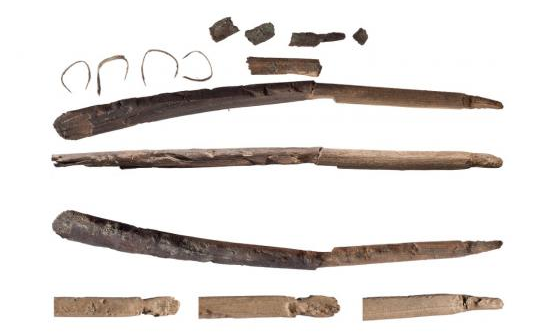 Norway Neolithic Bow