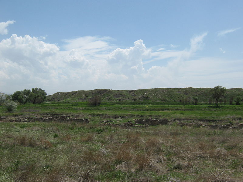 Massive Bronze Age Palace Discovered
